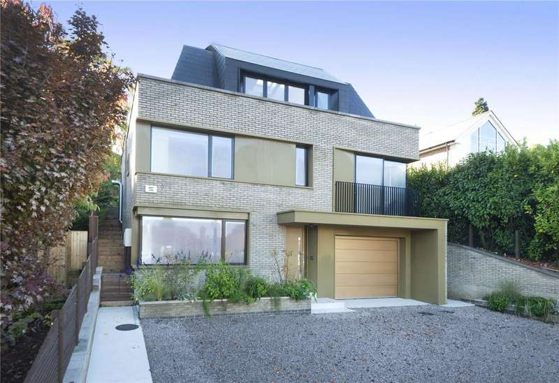 5 Bedrooms Detached House for sale in St. James' Road, Sevenoaks, Kent, TN13