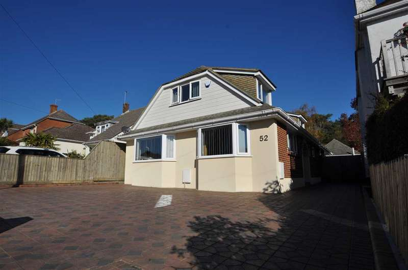 4 Bedrooms Detached House for sale in Napier Road Hamworthy Peninsular