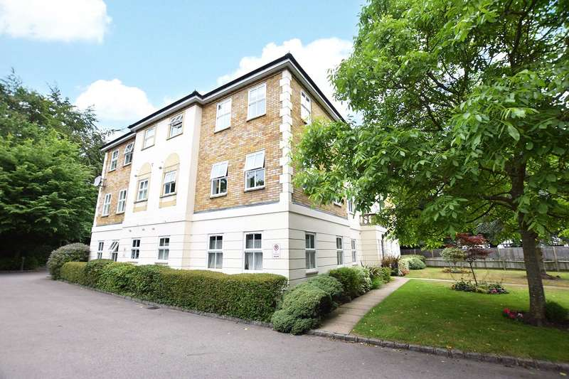 2 Bedrooms Apartment Flat for sale in Friendship Way, Bracknell, Berkshire, RG12