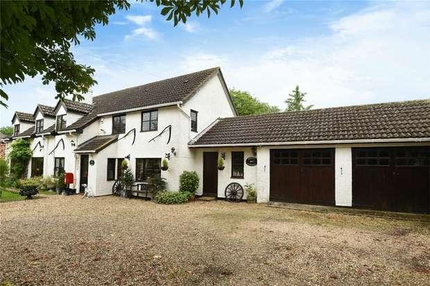 5 Bedrooms Cottage House for sale in Keysoe Row East, Keysoe, Bedford