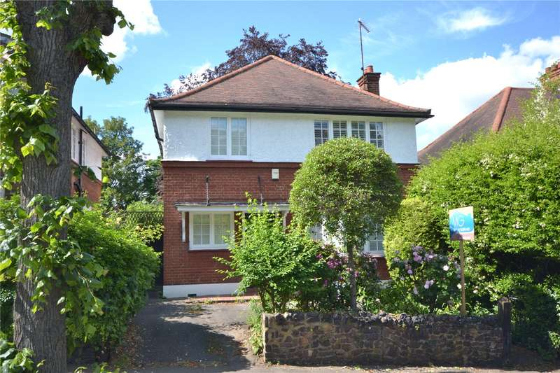 4 Bedrooms Detached House for sale in Wolseley Road, Crouch End, London, N8