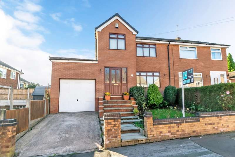 3 Bedrooms Semi Detached House for sale in Brook Drive, Great Sankey