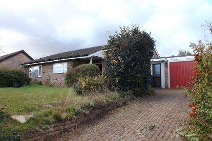 3 Bedrooms Bungalow for sale in Mill Street, Gamlingay, Sandy, Cambridgeshire