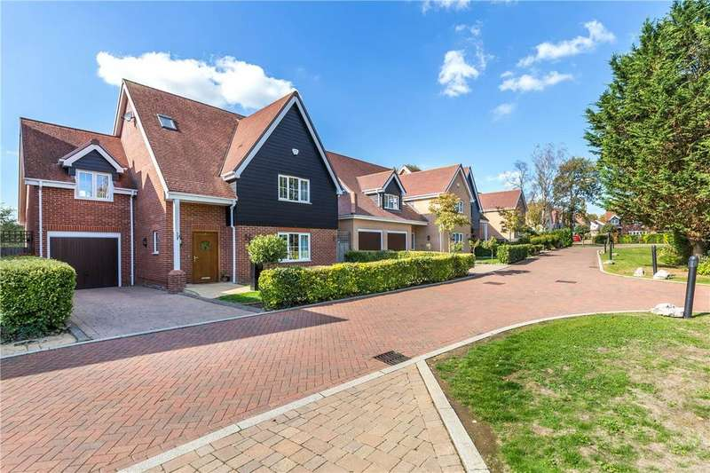 5 Bedrooms Detached House for sale in Sevenacres, Tewin, Welwyn, Hertfordshire