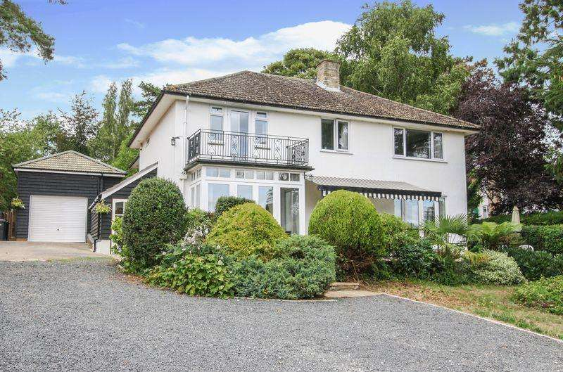 5 Bedrooms Detached House for sale in Beechwood Drive, Marlow