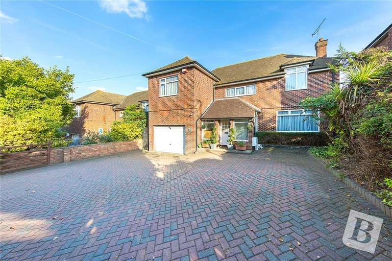 4 Bedrooms Detached House for sale in Valley Drive, Gravesend, Kent, DA12