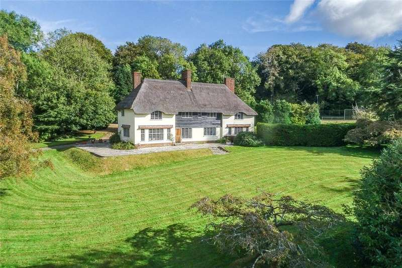 7 Bedrooms Detached House for sale in Hambledon Road, Hambledon, Hampshire