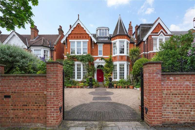8 Bedrooms Detached House for sale in Park Hill, Ealing, London, W5
