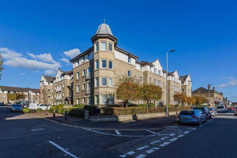 2 Bedrooms Flat for sale in Flat 61 Kelburne Court, 51 Glasgow Road, Paisley, PA1 3PD