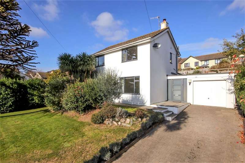 4 Bedrooms Detached House for sale in Kingsway Park, Kingsbridge, Devon, TQ7