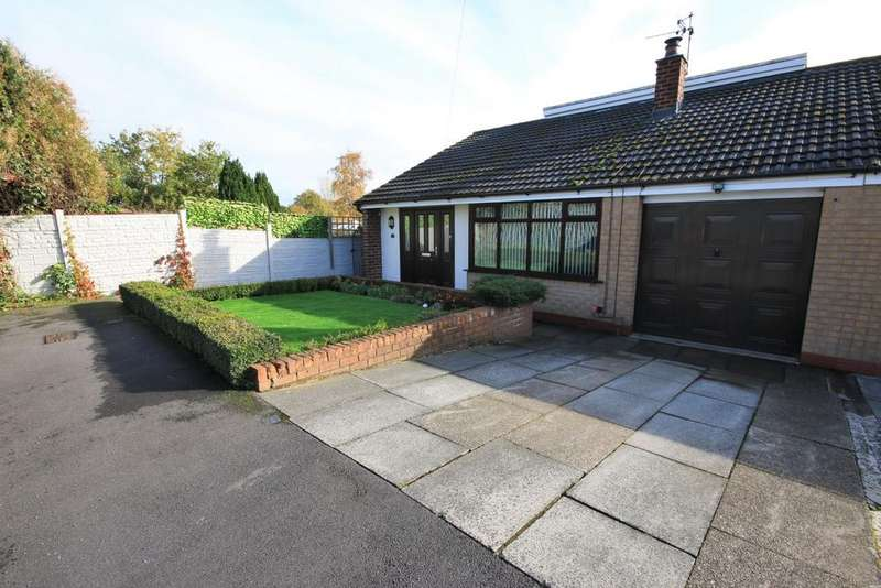 4 Bedrooms Semi Detached Bungalow for sale in Ripley Drive, Highfield, Wigan, WN3 6AJ