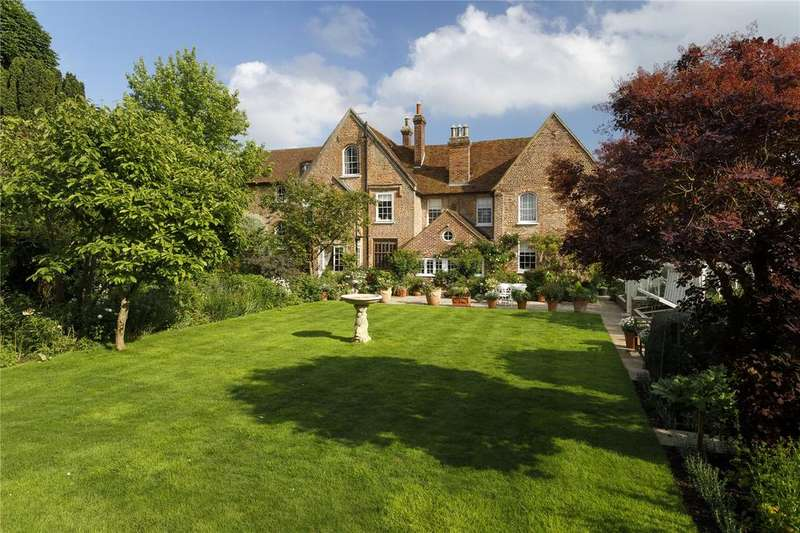 7 Bedrooms Detached House for sale in King Street, Fordwich, Canterbury, Kent