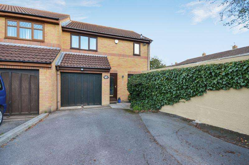 3 Bedrooms Semi Detached House for sale in Highridge Road, Bristol