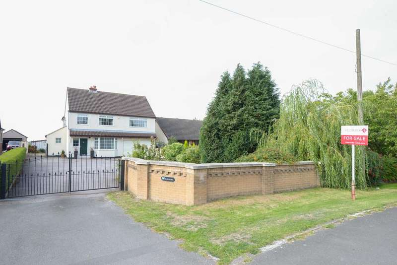 5 Bedrooms Detached House for sale in Tibshelf Road, Chesterfield