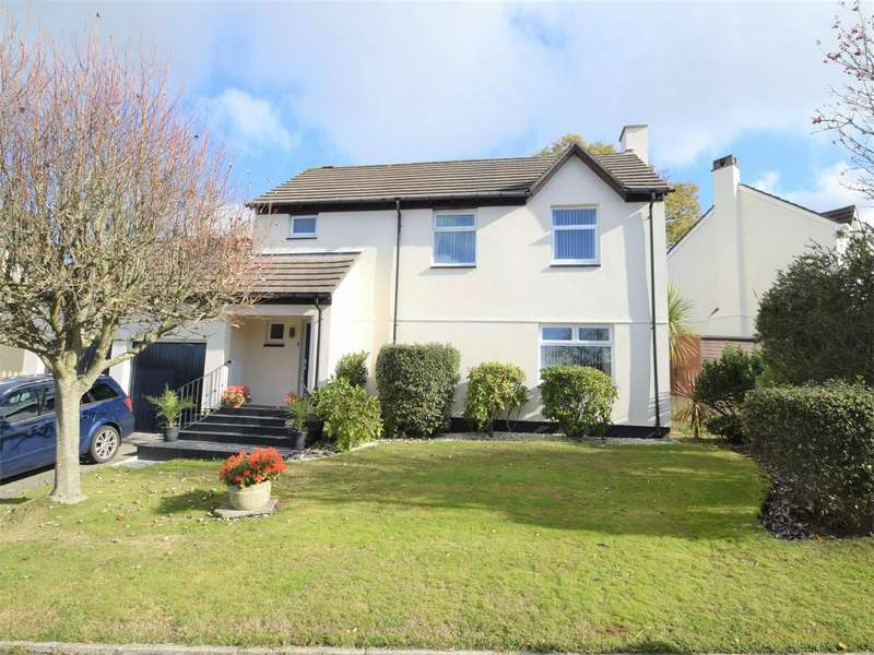 4 Bedrooms Detached House for sale in Arworthal Meadows, Perranwell Station, TRURO, Cornwall