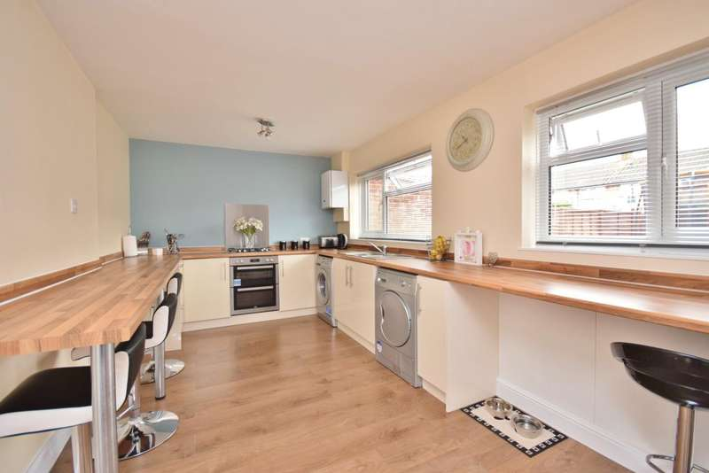 3 Bedrooms Terraced House for sale in South Ham, Basingstoke, RG22