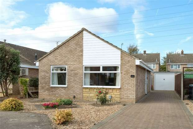 2 Bedrooms Detached Bungalow for sale in Orwell Close, Bedford