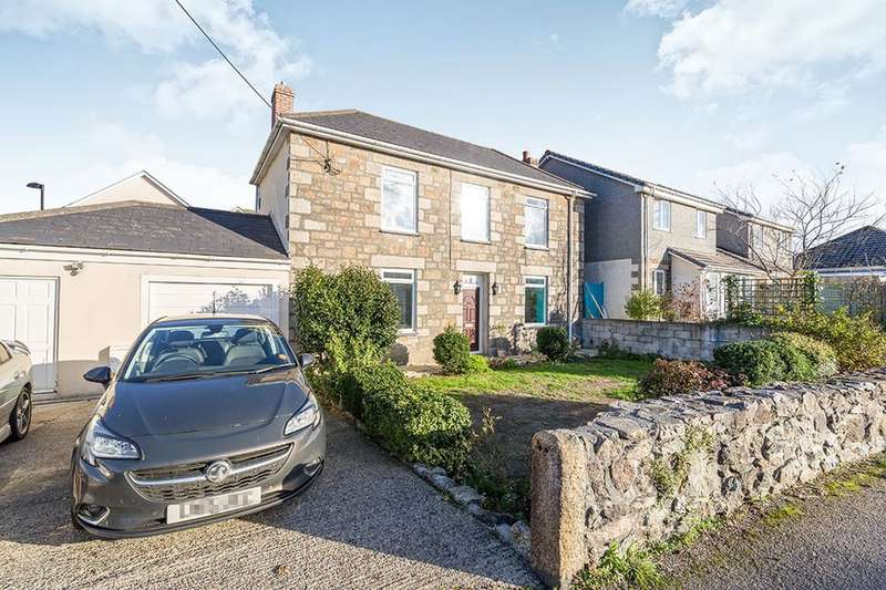 3 Bedrooms Detached House for sale in Lower Pengegon, Camborne, TR14