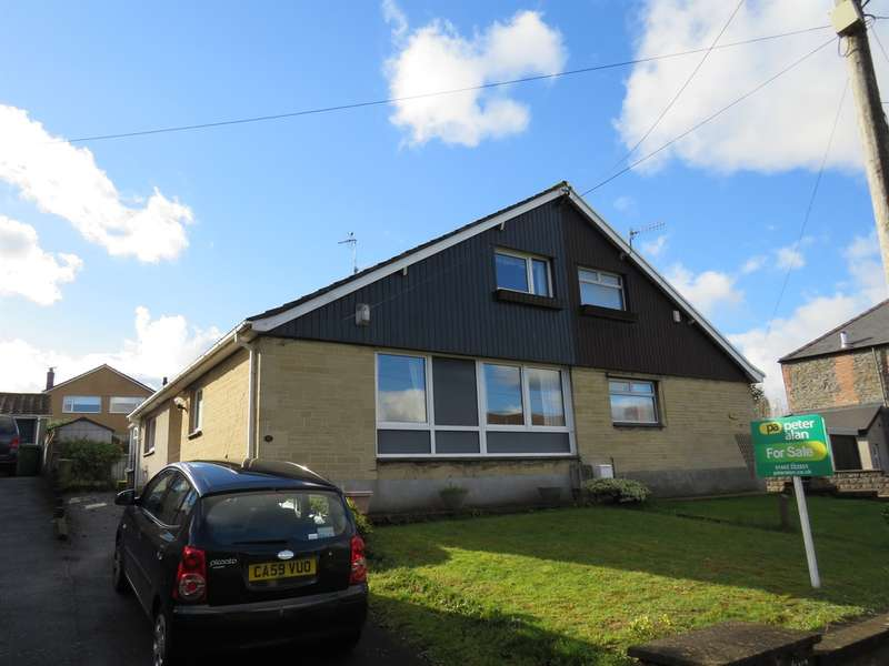 3 Bedrooms Semi Detached House for sale in Heol Y Ffynnon, Efail Isaf, Pontypridd