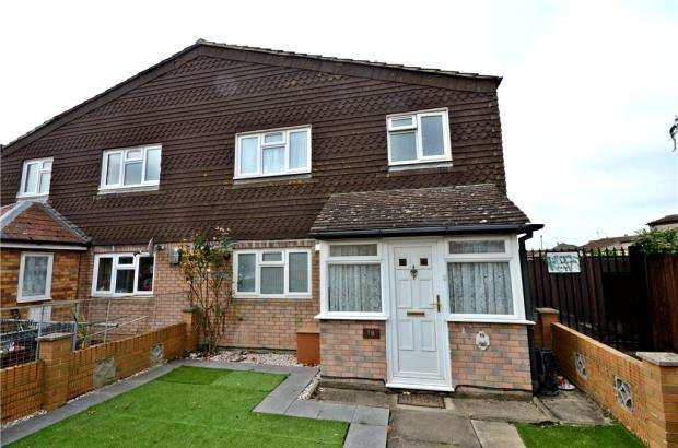 3 Bedrooms End Of Terrace House for sale in Cresswell Close, Reading, Berkshire
