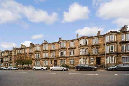 2 Bedrooms Flat for sale in Paisley Road West, Glasgow, Lanarkshire