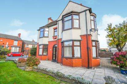 5 Bedrooms Detached House for sale in New Street, St. Helens, Merseyside, WA9