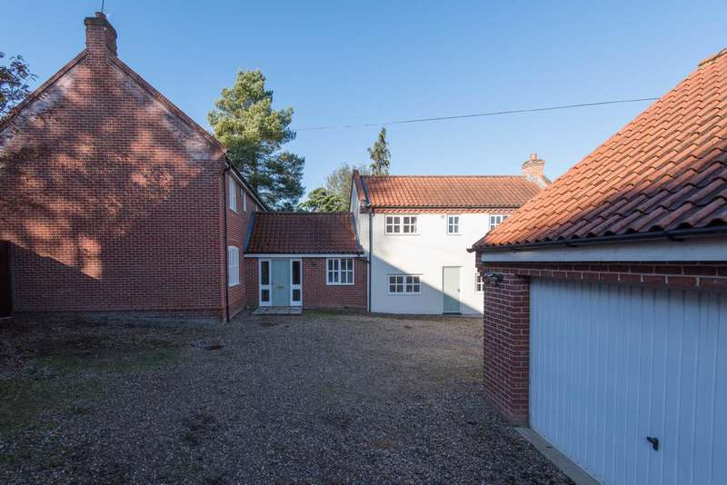 5 Bedrooms Detached House for sale in West End, Old Costessey, Norwich
