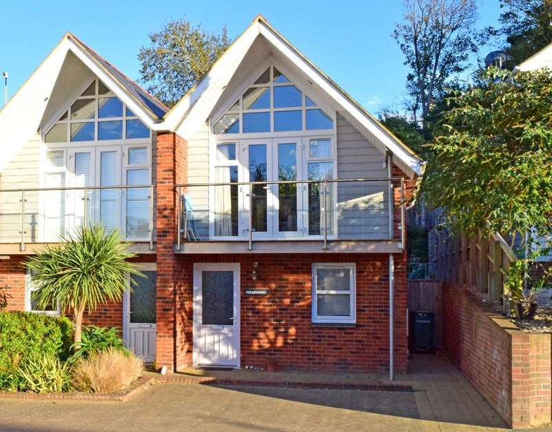 3 Bedrooms Semi Detached House for sale in Kings Road, Bembridge, Isle of Wight, PO35 5NT