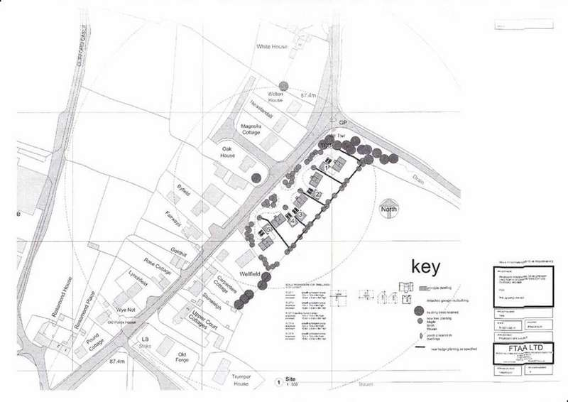 Land Commercial for sale in Clifford, Clifford, Nr Hay-on-Wye, Herefordshire