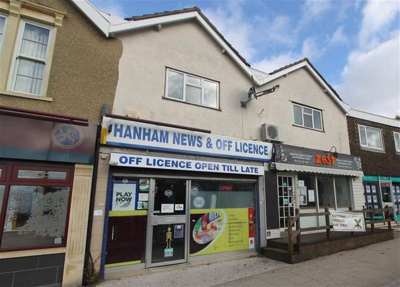 2 Bedrooms Flat for sale in High Street, Hanham, Bristol