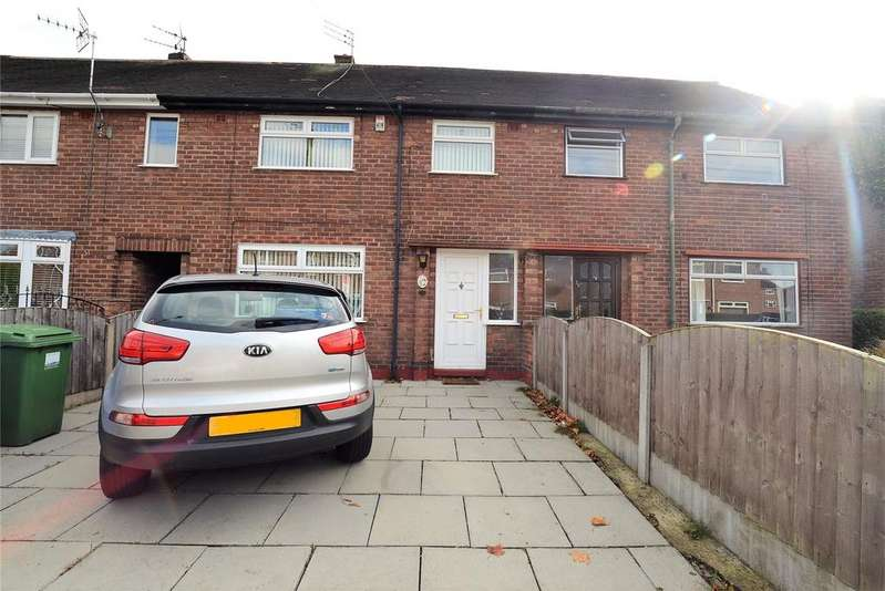 3 Bedrooms Semi Detached House for sale in Hardwick Road, Partington, Manchester, M31