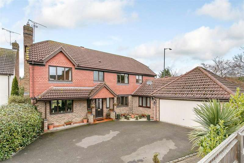 5 Bedrooms Detached House for sale in Warwick Road, Southam, Warwickshire