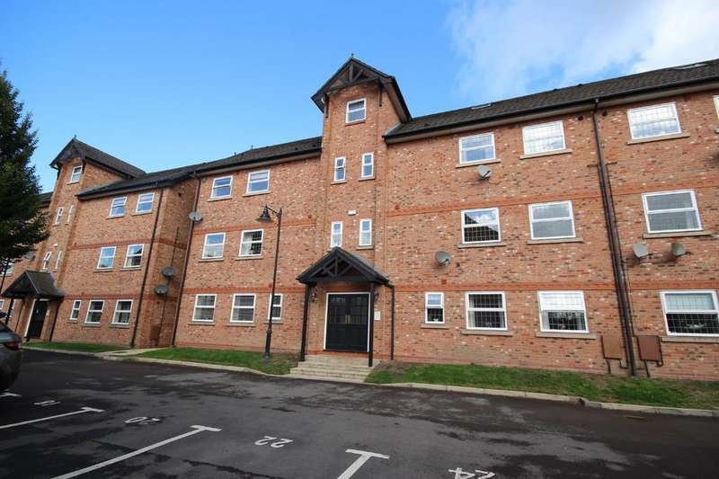 1 Bedroom Apartment Flat for sale in Chandlers Row, Worsley