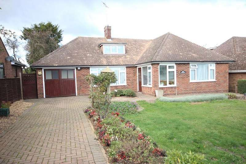 3 Bedrooms Detached Bungalow for sale in Stanley Road, Streatley , LU3