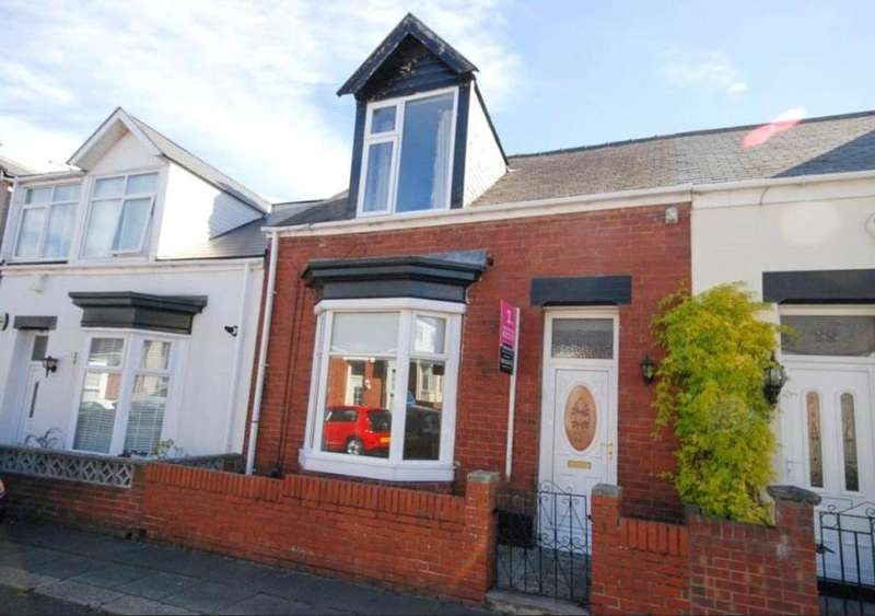3 Bedrooms Terraced House for sale in Hawarden Crescent, Sunderland, SR4