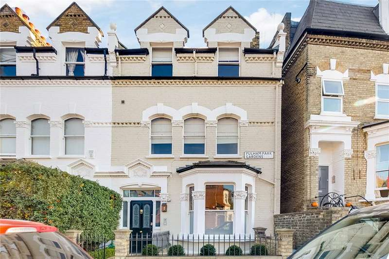 5 Bedrooms End Of Terrace House for sale in Fulham Park Gardens, Fulham, London