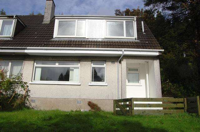 2 Bedrooms End Of Terrace House for sale in Westfield, Strone, Dunoon, PA23