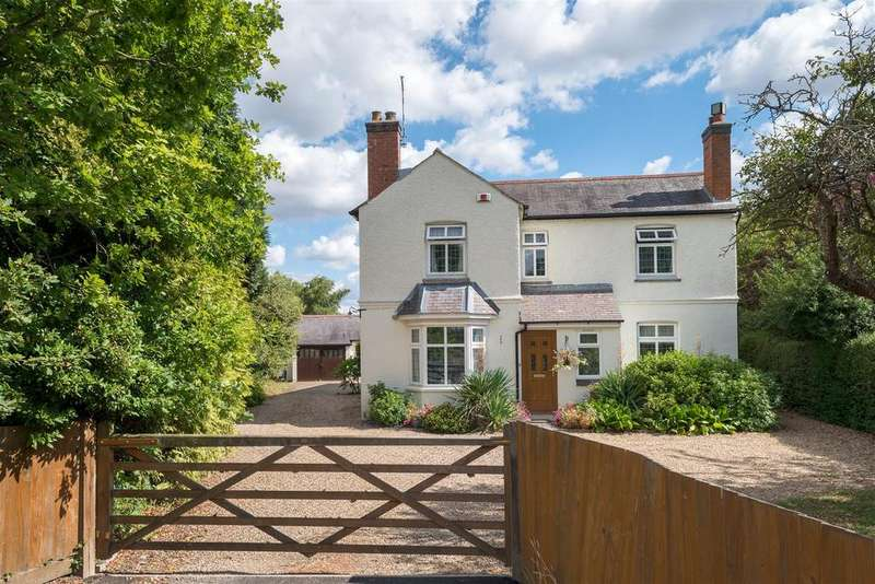 5 Bedrooms Detached House for sale in Peckleton Lane, Desford