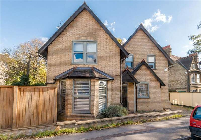 3 Bedrooms Detached House for sale in Rock Road, Cambridge, CB1