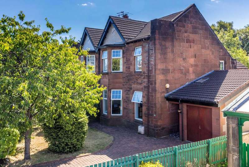 4 Bedrooms Semi-detached Villa House for sale in 47 Southbrae Drive, Jordanhill, G13 1PU