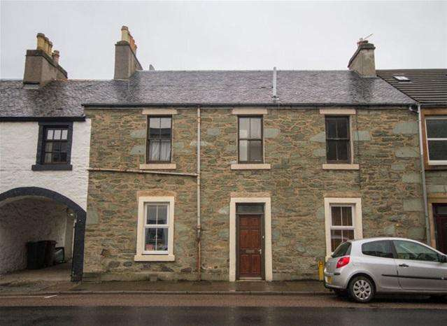2 Bedrooms Flat for sale in 85 Lochnell Street, Lochgilphead, PA31 8JN