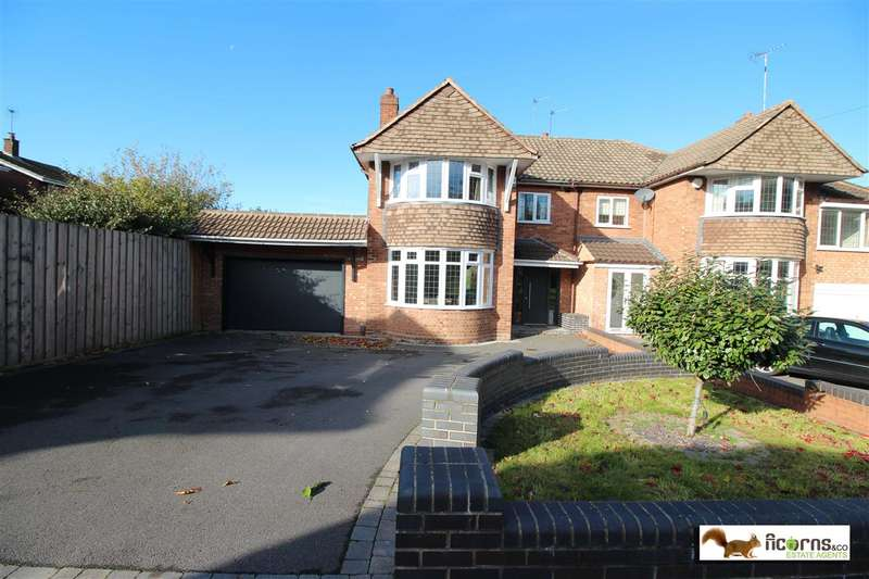 3 Bedrooms Semi Detached House for sale in Somerset Road, Walsall
