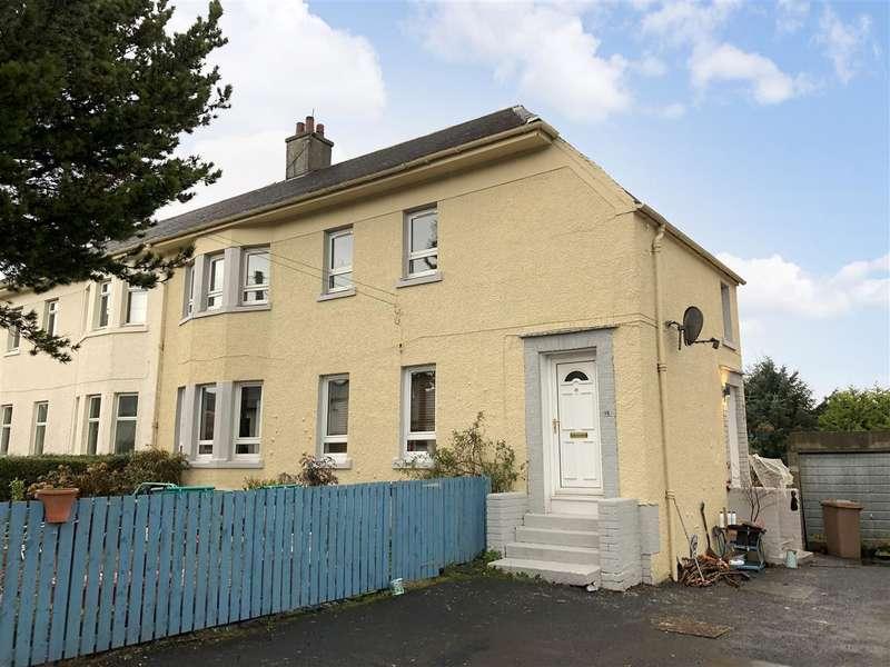3 Bedrooms Flat for sale in Whirlie Road, Crosslee, Johnstone