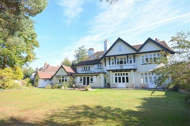 6 Bedrooms Detached House for sale in St Anthonys Road, Meyrick Park, Bournemouth