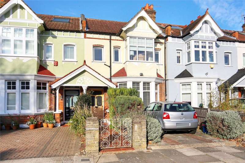3 Bedrooms House for sale in Grantham Road, Chiswick, London, W4