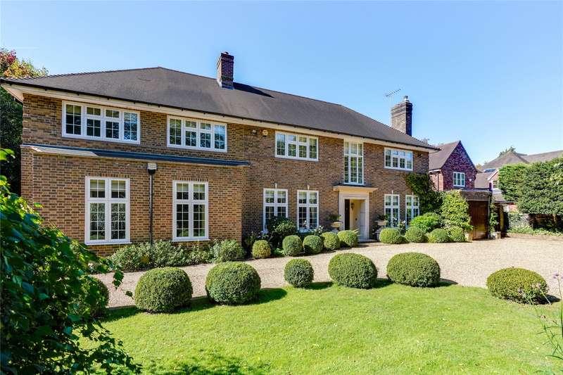 7 Bedrooms Detached House for sale in Copsem Lane, Esher, Surrey, KT10