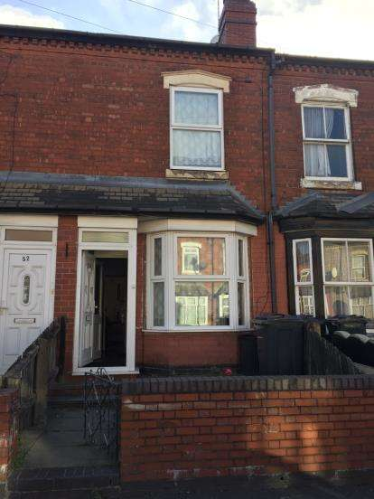 3 Bedrooms Terraced House for sale in Henshaw Road, Small Heath, Birmingham, West Midlands