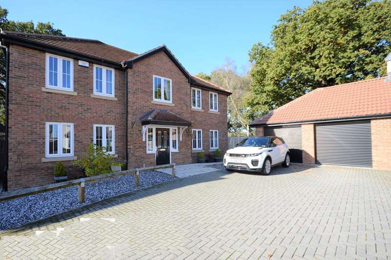 4 Bedrooms Detached House for sale in Park View, Horsford