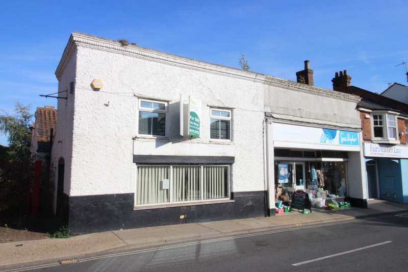 Retail Property (high Street) Commercial for sale in 47 & 49 High Street, Leiston, Suffolk