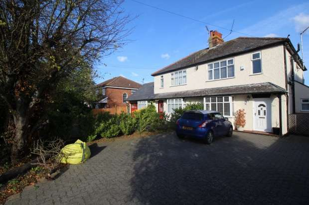 3 Bedrooms Semi Detached House for sale in Hullbridge Road, Chelmsford, Essex, CM3 5LJ